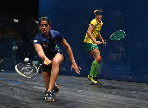 Top performances by Indian squash players in 2014