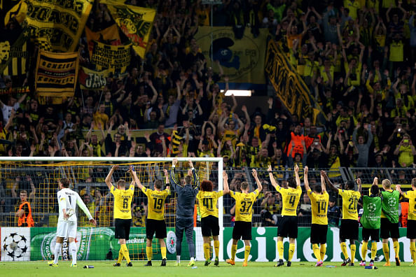 Time to make Dortmund's Champions League form match its Bundesliga misery