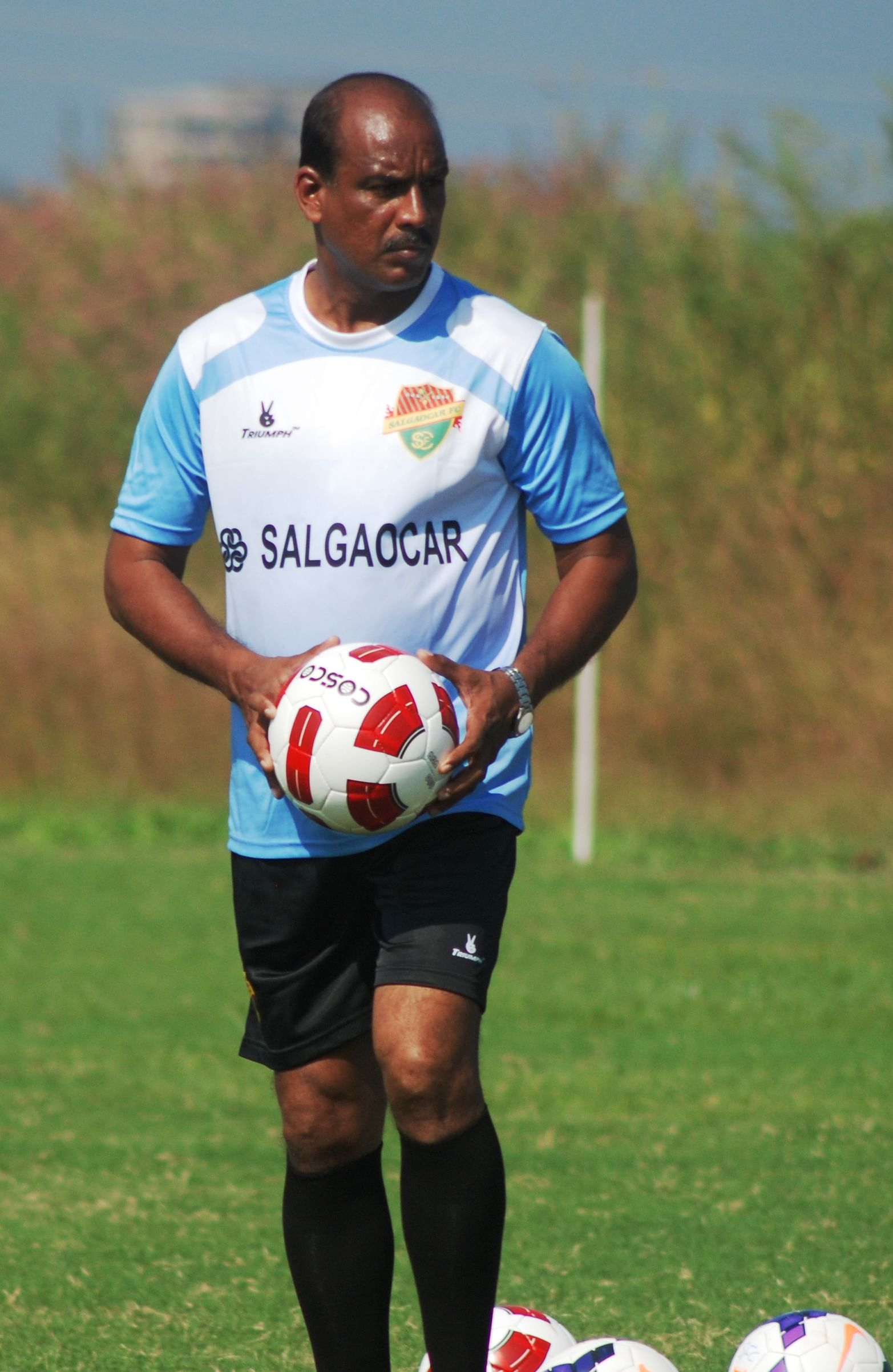 Mariano Dias joins Salgaocar FC in a coaching role