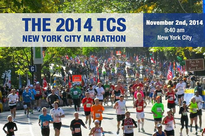Tata Consultancy makes big image-building push at New York Marathon
