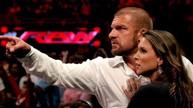 5 Reasons Why Triple H is a great Authority figure