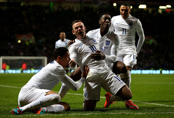 Highlights: Wayne Rooney scores brace in England\'s 1-3 win over Scotland