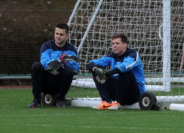 Satire: Szczesny and Fabianski conspire ahead of Swansea-Arsenal match