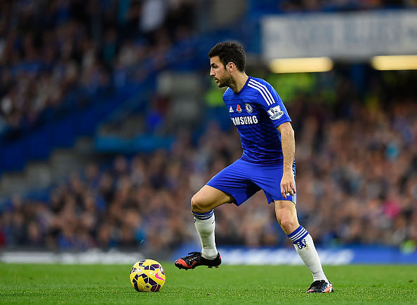 Stats: Is Cesc Fabregas the most creative midfielder in the Premier League?
