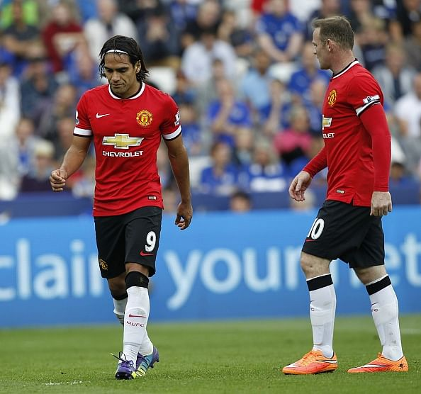 Falcao ruled out of Manchester derby, Wayne Rooney returns for Manchester United