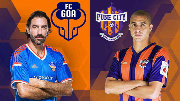 ISL: FC Goa vs FC Pune City - Live scores and commentary