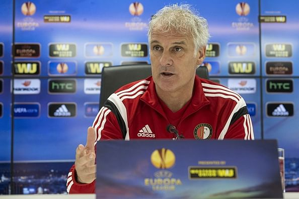 Feyenoord coach thrilled with win over Sevilla
