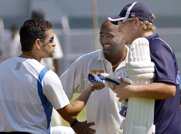 Vinod Kambli and I were completely different as individuals: Sachin Tendulkar