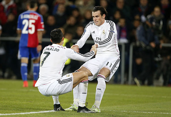 Basel made life difficult for us, says Real Madrid winger Gareth Bale