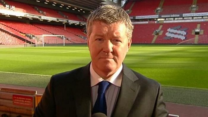 Geoff Shreeves - The Grim Reaper in English football