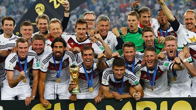 FIFA 15 - Best German team