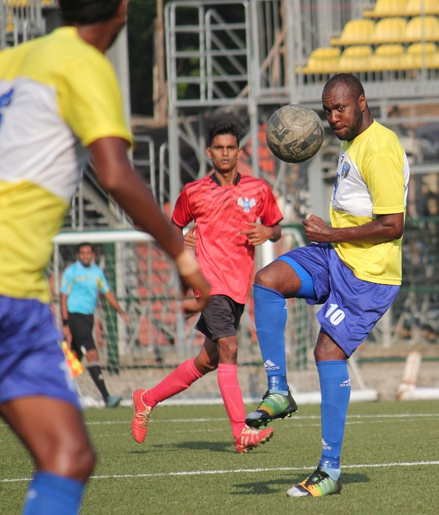 Mumbai FC defeat Karnataka Sports Association 2-1 in an eventful Elite Division encounter
