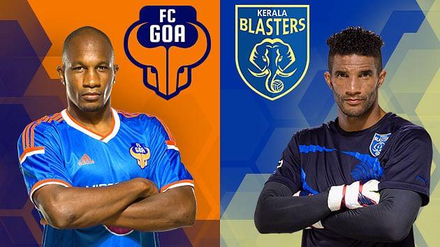 ISL: FC Goa vs Kerala Blasters - Live scores and commentary