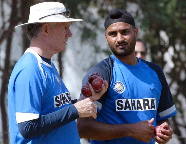 Harbhajan Singh: Greg Chappell destroyed Indian cricket by dividing dressing room
