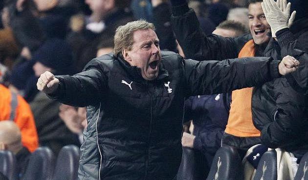 Do Tottenham Hotspur now regret sacking Harry Redknapp?
