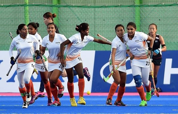 Indian women's hockey team to tour Italy to prepare for World League Round 2