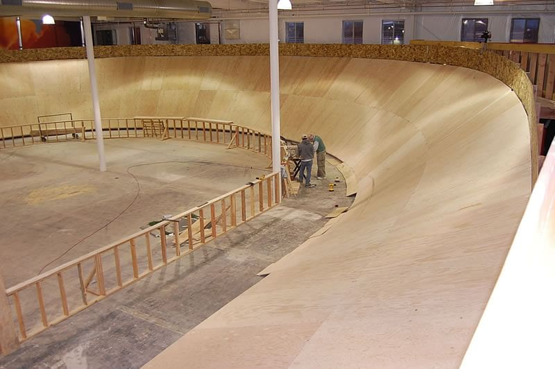 Indoor Cycling Velodrome in Indira Gandhi stadium to become international cycling academy