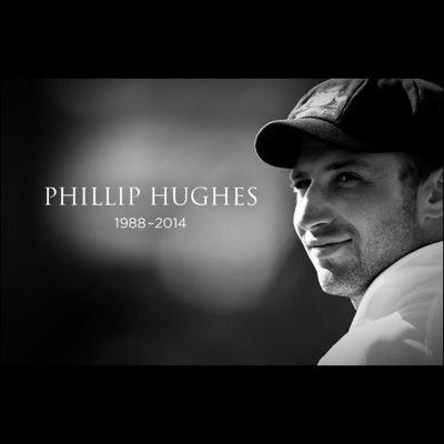 Emotional tribute to Phillip Hughes from Cricket Australia and cameraman Adam Goldfinch