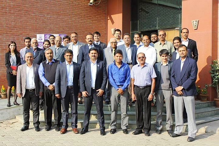 I-League and Fed Cup Committee Meeting held at Football House
