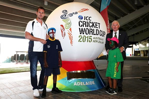 ICC Cricket World Cup 2015: International captains share their excitement and talk about their targets