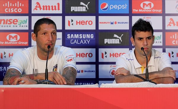 Chennaiyin FC's Marco Materazzi: Our attitude wasn't right against NorthEast United FC