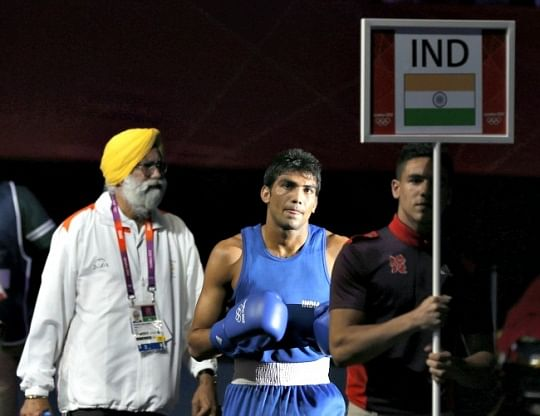 International Boxing Association (AIBA) approves Boxing India as permanent member