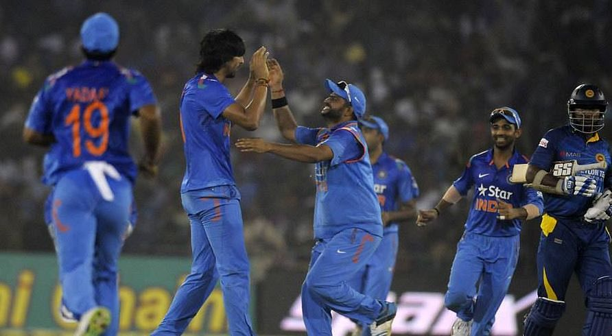 India v Sri Lanka 2014, 1st ODI: Kohli and Co start off with a massive victory