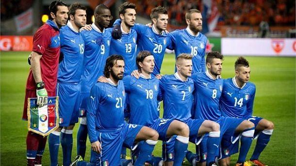 FIFA 15: Best Italian team
