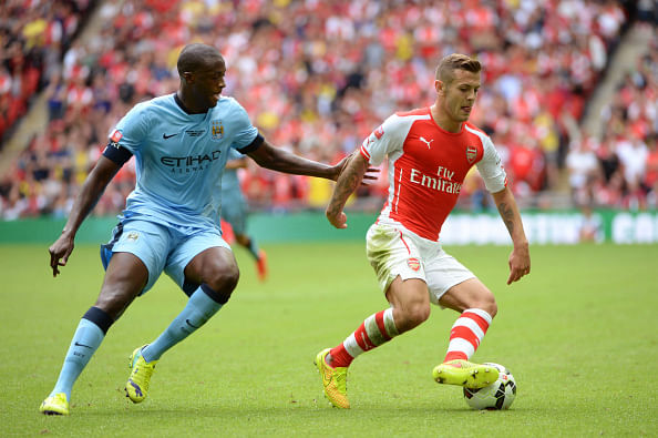 Can Jack Wilshere be the heir to Patrick Vieira at Arsenal?