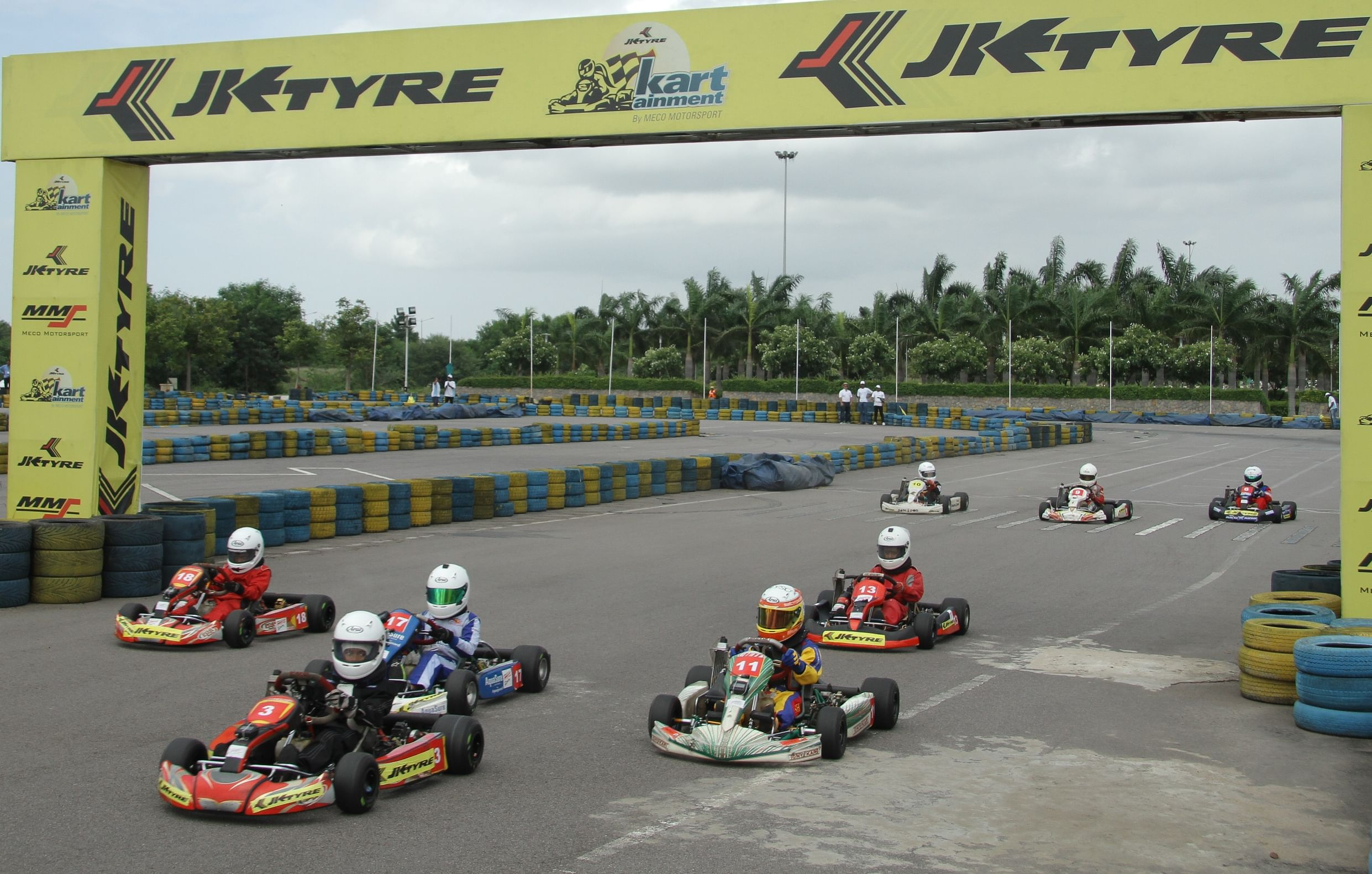 Close battles likely in JK Tyre-FMSCI National Karting Championship