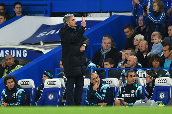 Sergio Ramos is not a doctor, says Jose Mourinho over comments on Costa and Fabregas