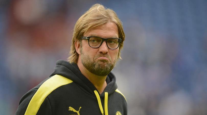Jurgen Klopp wants Borussia Dortmund to shed blood, sweat and tears