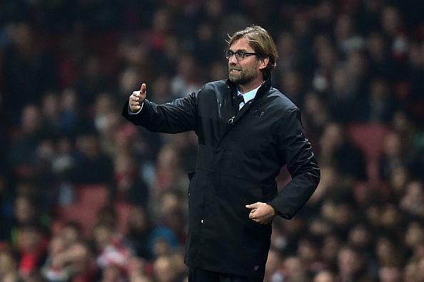 Borussia Dortmund coach Jurgen Klopp disappointed after 2-0 loss to Arsenal