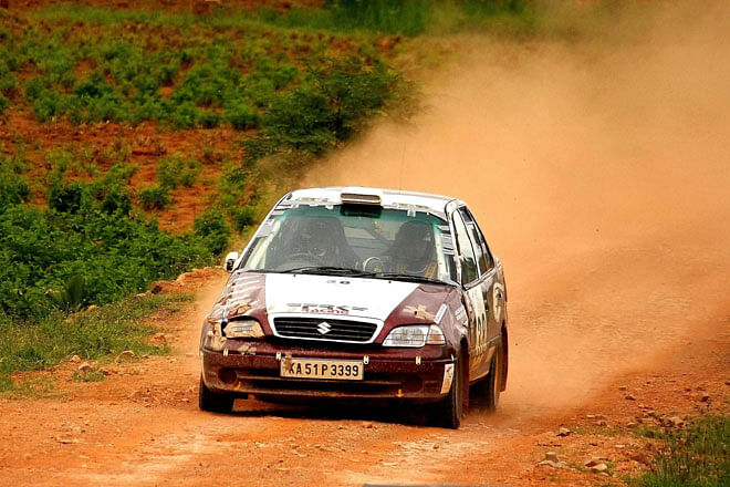 Hot action expected in Karnataka 1000 Rally