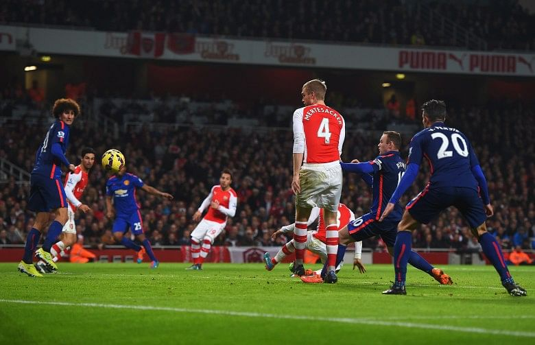 Arsenal destroyed again by Manchester United