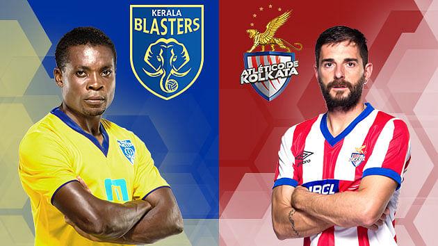 ISL: Kerala Blasters vs Atletico de Kolkata - Live scores and commentary