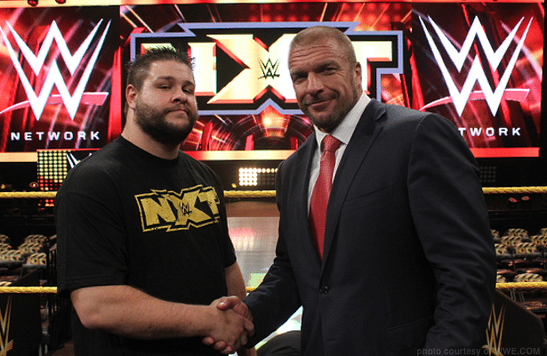 Backstage news on Kevin Steen's WWE debut