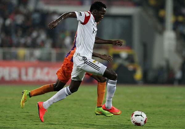 Interview with NorthEast United's Kondwani Mtonga: 'Happy with my performance in the ISL so far'