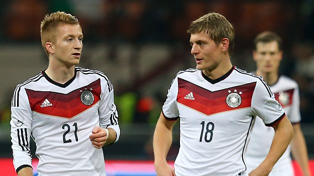 Toni Kroos believes Premier League target Marco Reus can succeed at Real Madrid and Bayern Munich