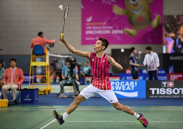 World No. 1 Lee Chong Wei suspended after failing a drug test