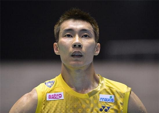 Badminton World No.1 Lee Chong Wei's B sample returns positive