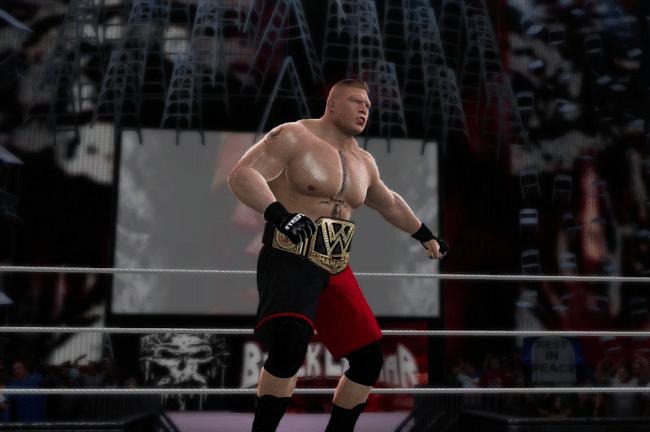 WWE 2K15 ratings - Top 5 Superstars
