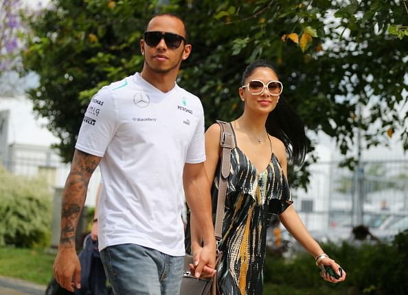 Does Lewis Hamilton's image overshadow his talent for the British?