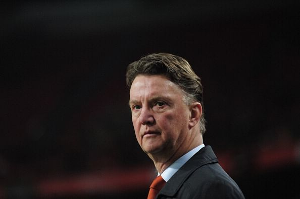 Louis van Gaal would not give FIFA Ballon d'Or to Messi or Ronaldo