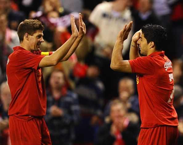 Luis Suarez talks about Steven Gerrard's slip and reveals discontent in Chelsea ranks about Mourinho's tactics