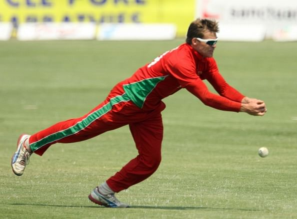Zimbabwe's Malcolm Waller reported for suspected illegal bowling action