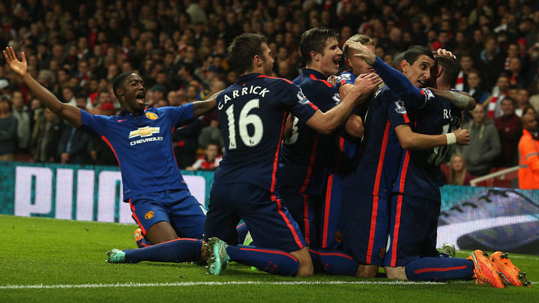 Arsenal 1-2 Manchester United : Five Talking Points