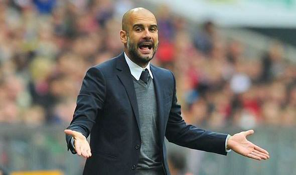 Bayern Munich manager Pep Guardiola: We dominated the game despite being down to 10 men