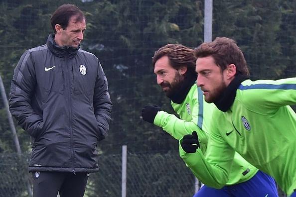 Should Claudio Marchisio Replace Andrea Pirlo?