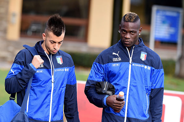 Italy football chief defends Mario Balotelli's inclusion
